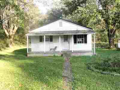 Greenup County Single Family Home Pending-Continue To Show: 1858 Short Branch Road