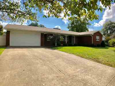 Russell Single Family Home For Sale: 1115 Radford Drive