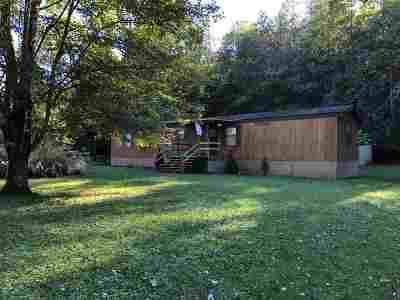 Ashland Single Family Home For Sale: 3898 Shopes Creek Road