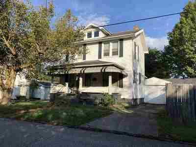 Ashland Single Family Home For Sale: 1911 Crooks St.