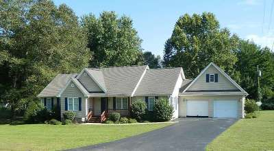 Carter County Single Family Home For Sale: 124 Riverwood Drive