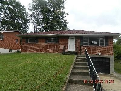 Ashland Single Family Home Active-New: 3021 Moore Street