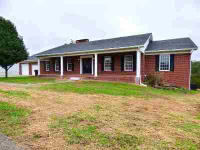 Catlettsburg Single Family Home For Sale: 5030 Lakin Drive