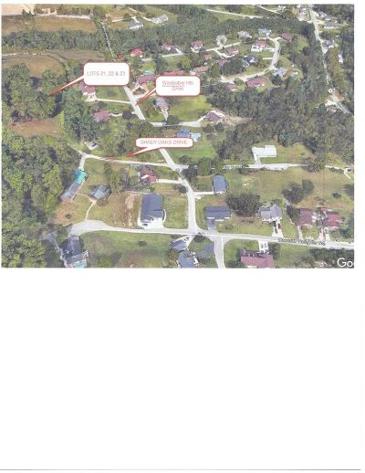 Ashland Residential Lots & Land For Sale: 21 Shady Oaks Drive