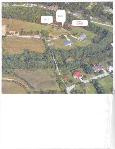 Ashland Residential Lots & Land For Sale: 4 Maple Court