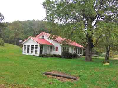 Carter County Single Family Home For Sale: 7048 W Hwy 60