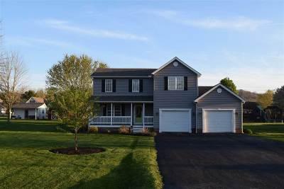 Carter County Single Family Home For Sale: 1126 E Midland Trail
