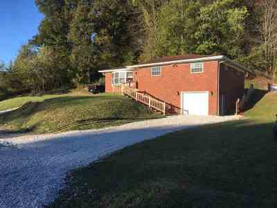 Ashland Single Family Home For Sale: 9038 State Route 5