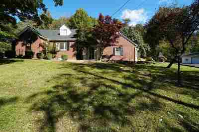 Ashland Single Family Home For Sale: 2835 Forest Avenue