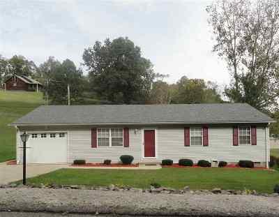 Raceland Single Family Home Pending-Continue To Show: 593 Teakwood Drive