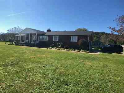 Greenup County Single Family Home Pending-Continue To Show: 19 Tipton Drive
