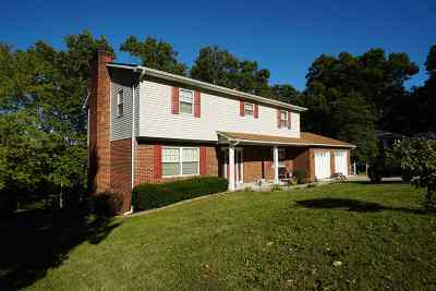 Russell Single Family Home For Sale: 1008 Belhaven Drive