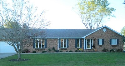 Carter County Single Family Home For Sale: 819 Cherry Blossom
