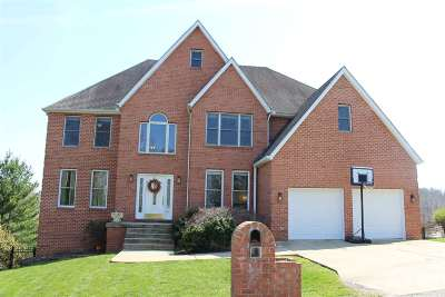 Greenup County Single Family Home For Sale: 3070 Fox Ridge Court