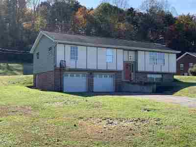 Greenup County Single Family Home For Sale: 1248 Caroline Rd (State Rt. 693)