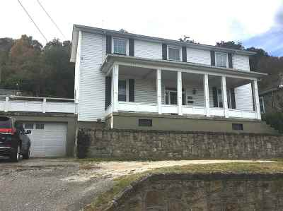 Catlettsburg Single Family Home For Sale: 3152 Louisa Street
