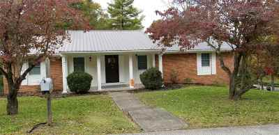 Russell Single Family Home Pending-Continue To Show: 1025 Belhaven Drive