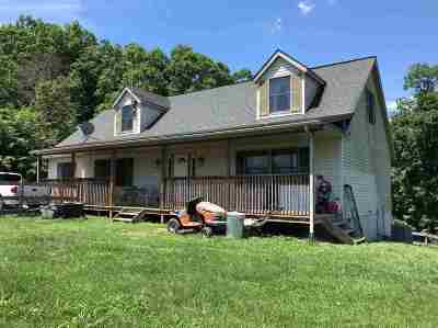 Lawrence County Single Family Home For Sale: 707 Township Road 269