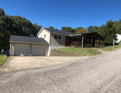 Ashland Single Family Home For Sale: 5237 Van Bibber Ct.