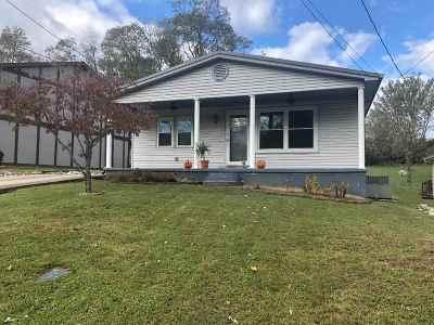 Ashland Single Family Home For Sale: 2323 Dixon Street