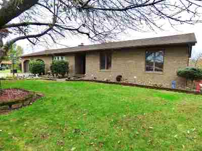 Catlettsburg Single Family Home For Sale: 15823 Bayberry Drive