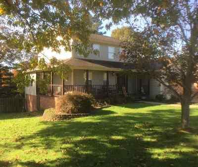 Flatwoods Single Family Home For Sale: 3318 Caroline Road