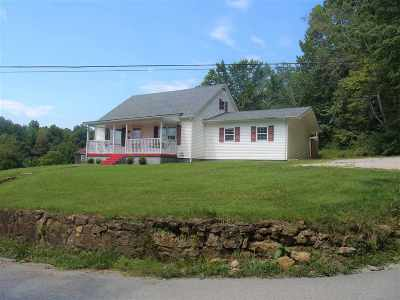 Carter County Single Family Home For Sale: 435 Irwin Rd