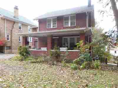Ashland Single Family Home For Sale: 2318 Forest Avenue