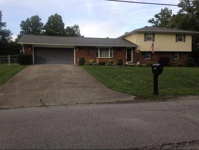 Ashland Single Family Home For Sale: 6150 Skyline Drive