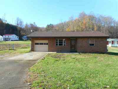Greenup County Single Family Home For Sale: 191 Teague Drive