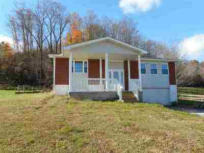 Greenup County Single Family Home For Sale: 211 Teague Drive