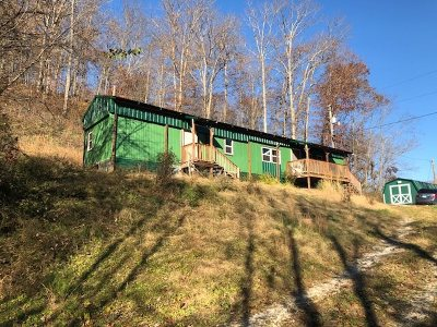 Carter County Single Family Home For Sale: 208 Dry Fork Rd