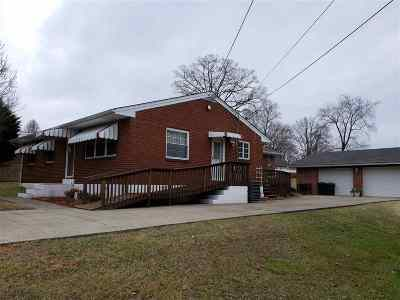 Greenup County Single Family Home Active-New: 2400 Todd Street