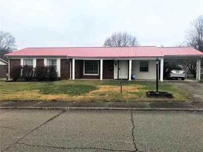 Ashland Single Family Home Active-New: 2805 Court Street