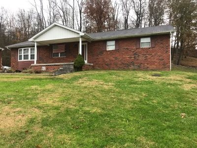 Raceland KY Single Family Home For Sale: $129,900
