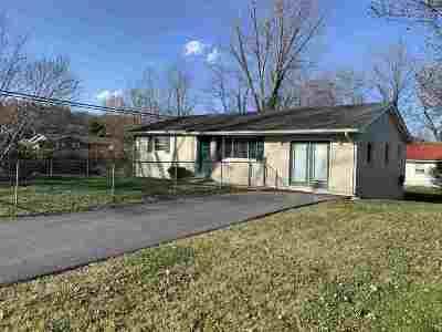 Ashland Single Family Home For Sale: 6221 Gillum Street
