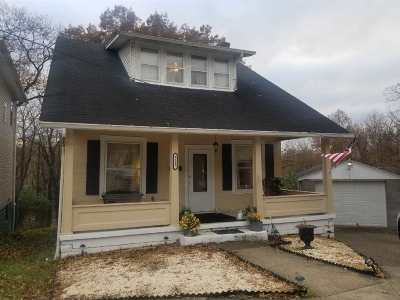 Ashland Single Family Home For Sale: 1117 1st Circle Prospect Avenue