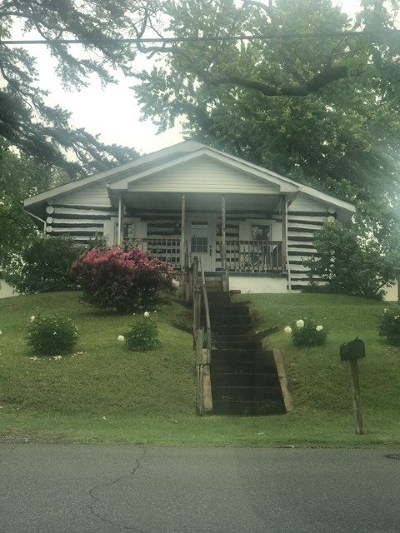 Ashland KY Single Family Home For Sale: $49,900