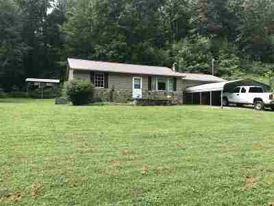 Greenup County Single Family Home For Sale: 1881 Plum Fork