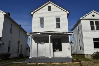 Ashland Single Family Home For Sale: 2021 Central Avenue