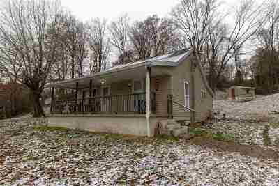 Ashland Single Family Home For Sale: 2505 State Route 5