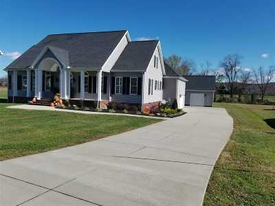 Greenup County Single Family Home For Sale: 1321 Emma Kay Boulevard