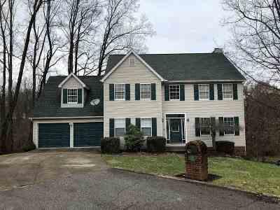Ashland Single Family Home For Sale: 4662 Canterbury Court