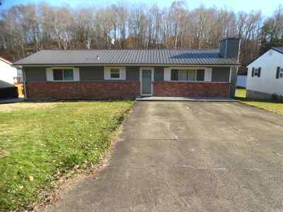 Greenup County Single Family Home For Sale: 451 Short White Oak