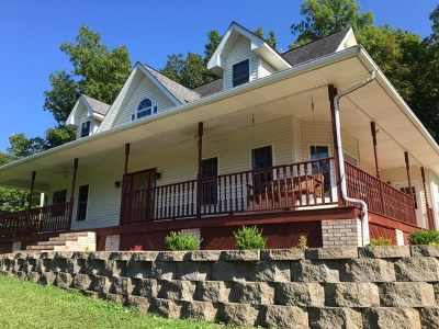 Catlettsburg Single Family Home For Sale: 1186 Willowwood Drive