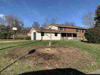 Ashland Single Family Home For Sale: 903 Meenach Drive