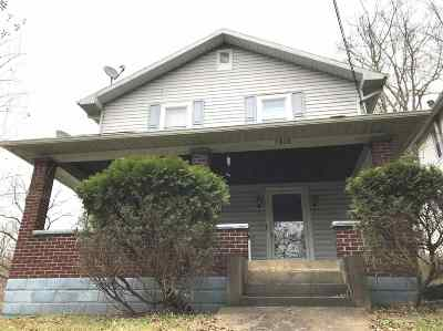 Ashland Single Family Home For Sale: 1416 Belmont Street