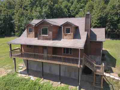 Catlettsburg Single Family Home Pending-Continue To Show: 4207 State Route 3