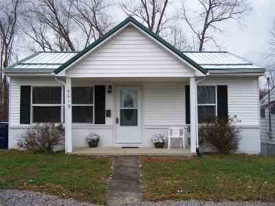 Ashland Single Family Home For Sale: 4019 Circleview St.