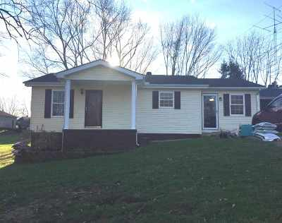 Greenup County Single Family Home For Sale: 824 Cumberland Avenue